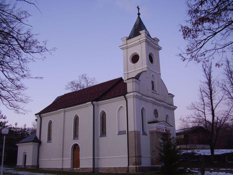 Slikovni rezultat za katolička crkva BREŠKE
